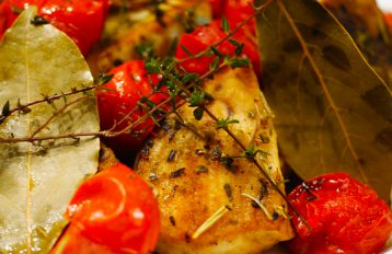 Pesce Spada all'uccelletto (antica ricetta ligure)