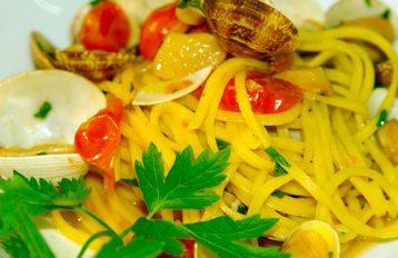 Spaghetti ghiotti del Nostromo