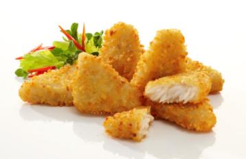 Crunchy Fish congelati
