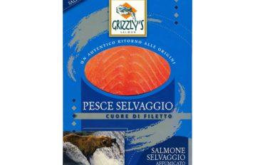 Salmone affumicato Selvaggio