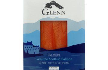 Salmone affumicato Scozia 100gr