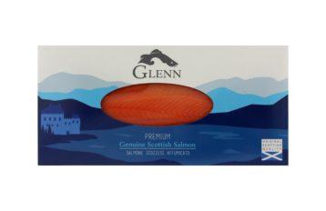 Salmone affumicato Scozia 200gr